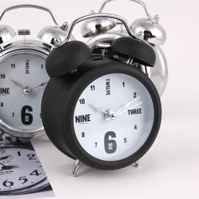 미니 테이블 시계(무소음)