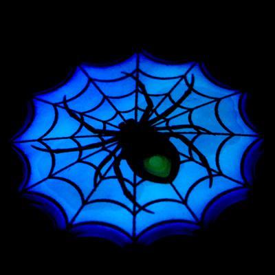 젤리 야광 패치 (거미)