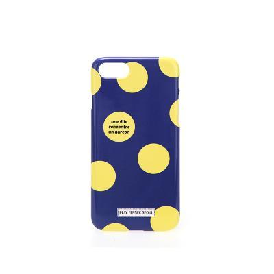 PFS iPhone8 009 Yellow Dot