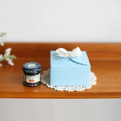 레이스 컬러박스(S) - 블루
