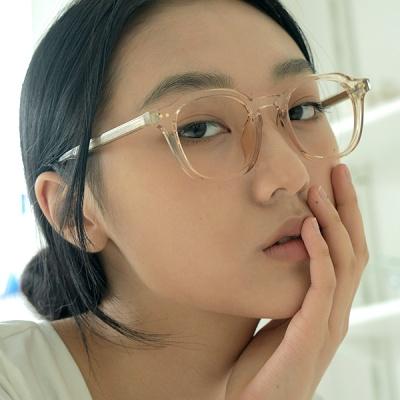 DBL 투명 안경테 - 다니엘