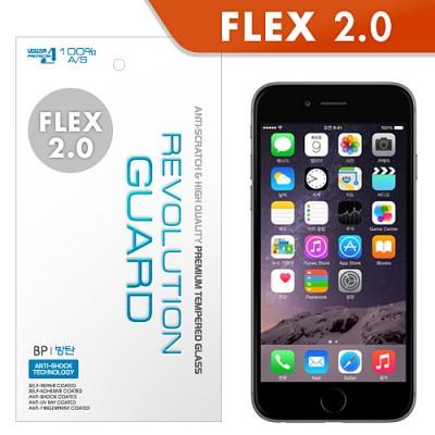 [프로텍트엠/PROTECTM] 아이폰6 iPhone6 4.7인치 레볼루션플렉스2.0 풀커버 액정보호필름