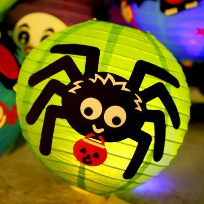 할로윈 LED 장식등 만들기 DIY세트 (거미)