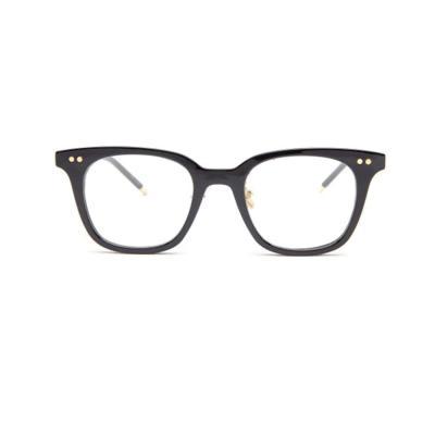 shine 사각 블랙 뿔테 안경 뿔테 패션안경 안경테