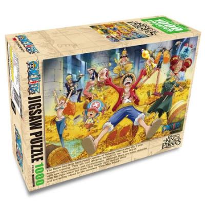 원피스 퍼즐 보물더미 1000 피스 직소퍼즐
