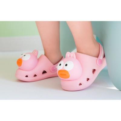 귀여운 토끼 학생 샌들 슬리퍼 실내화 신발 젤리 슈즈