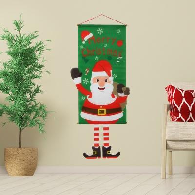 크리스마스장식 벽걸이 산타