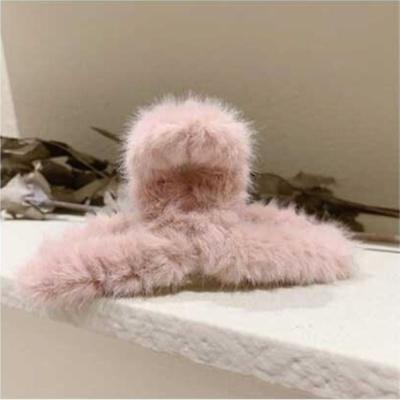 올림머리 스타일링 집게핀 머리핀 헤어핀 선택 핑크