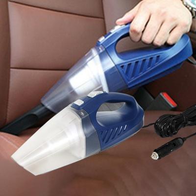 차량용 휴대용 시거잭12V 연결 진공 청소기