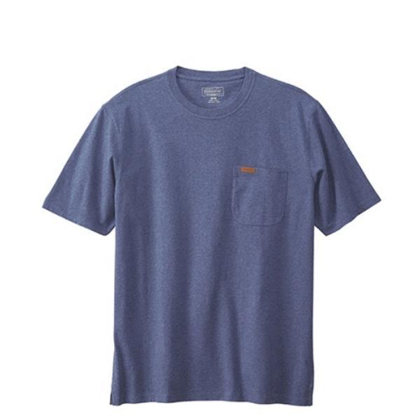 [펜들턴] 데슈트 포켓 반팔 티셔츠 블루