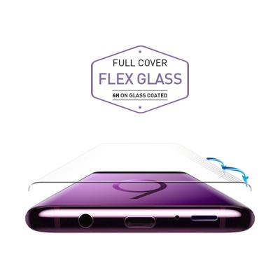 갤럭시S9  3D글라스 풀커버 충격방지 플렉스글라스