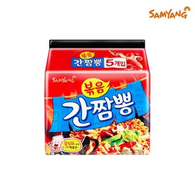 삼양 볶음 간짬뽕 5봉 10봉 20봉 40봉