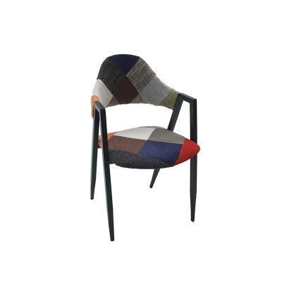 바들 인테리어 패브릭 의자