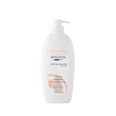 [바이빠세] 카레스 샤워 크림 코코넛 1L