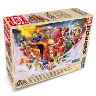 [학산문화사] 원피스 직소퍼즐 1000pcs: 각자의 능력