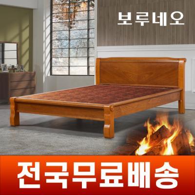 [전국무배,선물추천] 황토볼 온돌 침대 (퀸) WD005