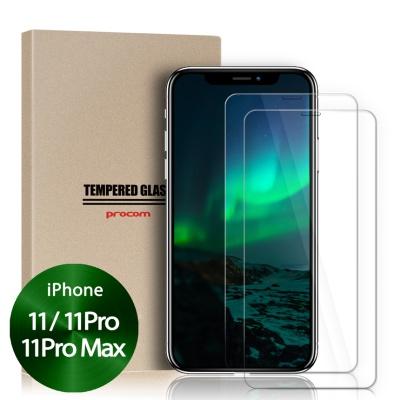 프로콤 아이폰11 프로 맥스 강화유리 액정보호필름