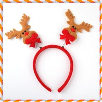 크리스마스 머리띠 모음 파티용품 X-MAS 소품(루돌프)