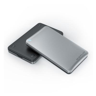 위즈플랫 USB3.2 Gen2 포터블 외장케이스 FHD-254UC