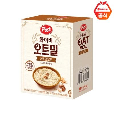 포스트 화이버 오트밀 너트앤오트 180g