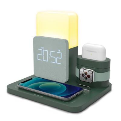 UM2 애플 삼성 워치 에어팟 버즈 무선충전기 무드등