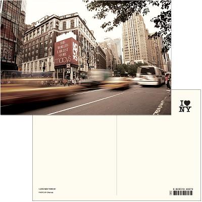 I LOVE NEW YORK (Post card ver.01) - New york 010