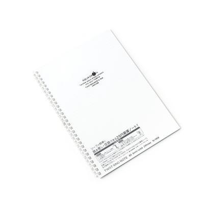 트위스트링노트북B5(N-1608-1) 클리어(개)