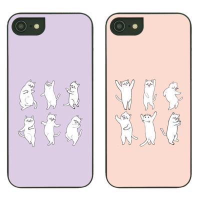 아이폰7플러스케이스 고양이와춤을 스타일케이스