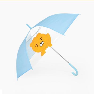 카카오 리틀프렌즈 투명 우산