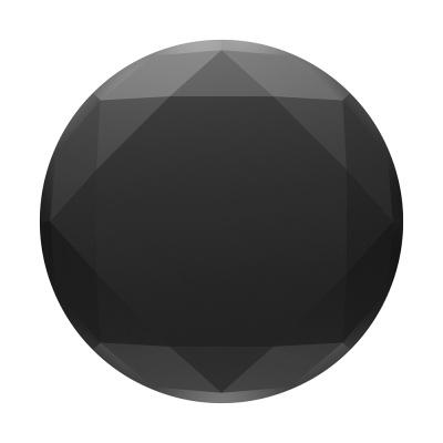 [팝소켓] QRX 스마트폰 팝그립 - 다이아몬드 블랙