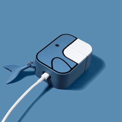 에어팟프로케이스 도리 3세대 실리콘 MAP321 블루 pro