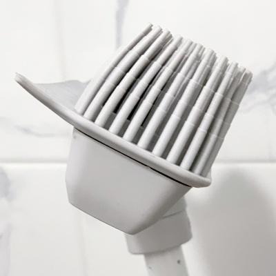 미리 실리콘 빗자루 욕실 머리카락 카페트