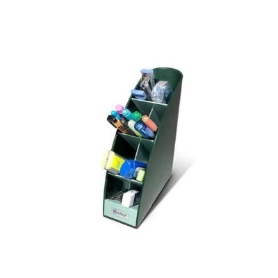 애니라운드 연필꽂이 MW-622 그린(W160xD62xH180mm)