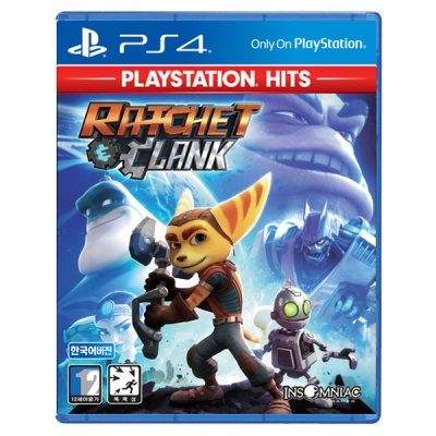 PS4 라쳇 앤 클랭크 PS HITS (할인이벤트)