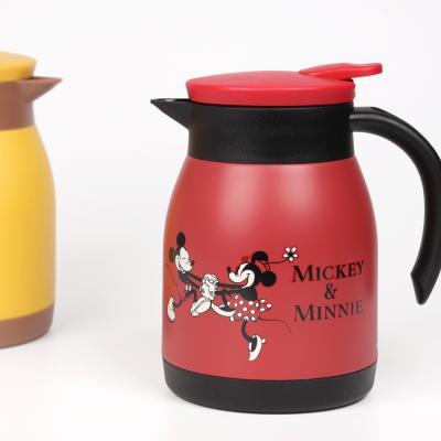 미키&미니 스테인레스 포트 600ML