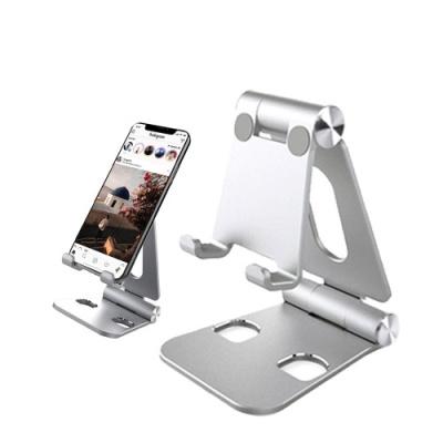 [프리미엄Al 접이식 핸드폰거치대] 휴대폰 스탠드형 스마트폰 받침대 책상용 지지대