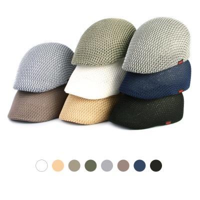 [디꾸보]쿨 망사 헌팅캡 썸머 모자 HN690