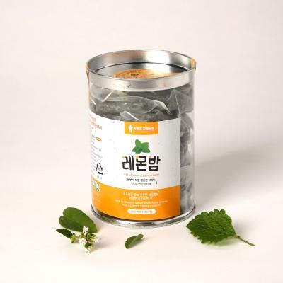 (1+1)박병호 자연농장 레몬밤 티백 30T