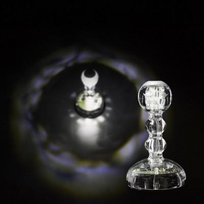 세계적인 라문 깜빠넬로 솔로 (RAMUN campanello solo) LED 캔들 취침등, 수유등 (수면등 무드등)