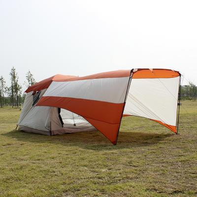 (와인앤쿡)실속형5∼7인용 와이드 리빙쉘 텐트