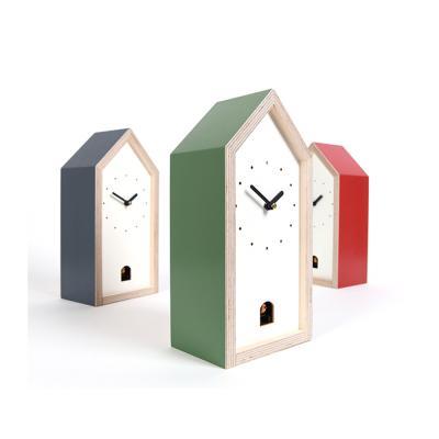 [하이모리] 타임데코 뻐꾸기 시계 [인테리어시계]
