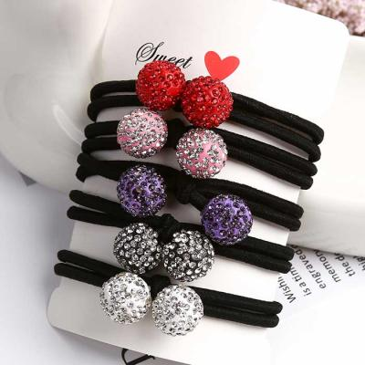 Mujer Daily CUBIC BALL 머리끈 5color CH1647082