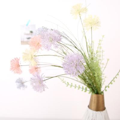 고속터미널꽃시장 민들레조화 60cm 시들지않는꽃