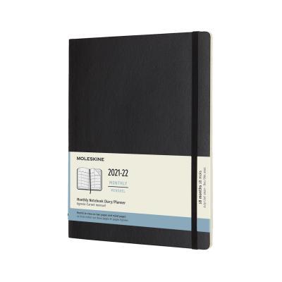 2022먼슬리(18M)/블랙 소프트 XL