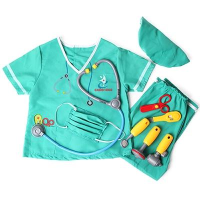 고급역할놀이의상 (3~5세) 수술복의사