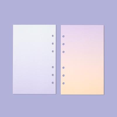 루카랩 아카이브 육공 리필 그라데이션 노트