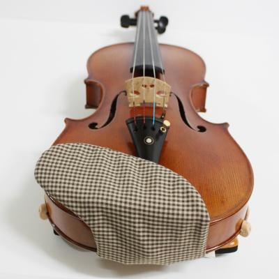 바이올린 핸드메이드 턱받침 커버 V-모델 No25