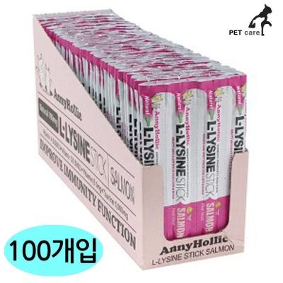 애니홀릭 엘라이신스틱 (연어.송어) (100개입)
