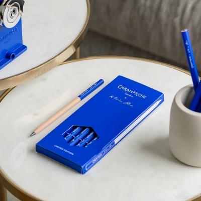 까렌다쉬 그라파이트 세트 한정판 361.648 Klein Blue