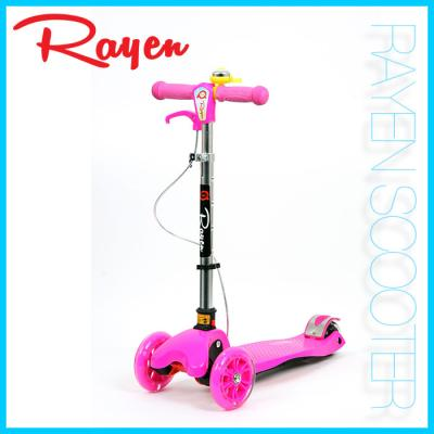 Rayen 레이앙 MINI SCOOTER_PINK